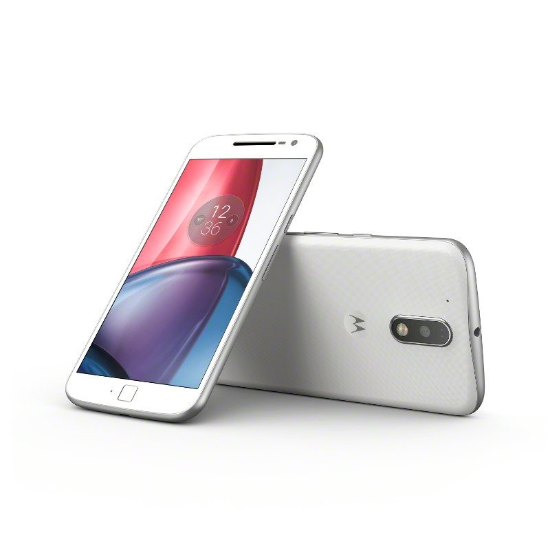 Deals on Moto G Plus, 4th Gen (Black, 32 GB)