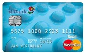 Karta Mastercard Debit W Mbanku Egospodarka Pl Aktualnosci Finansowe