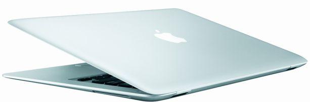 cienki notebook apple macbook air sprz t. Black Bedroom Furniture Sets. Home Design Ideas