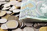 Płaca minimalna w 2009 r. o 150 zł wyższa