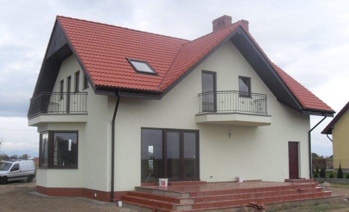 Крыша с кукушкой