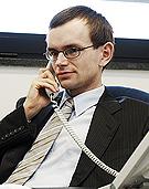 Szymon Zych, prawnik, specjalista prawa pracy, Kancelaria Krawczyk i Wspólnicy