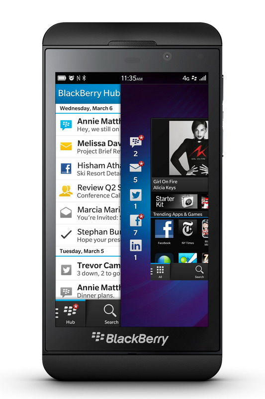 Smartfon Blackberry Z10 Egospodarka Pl Telekomunikacja