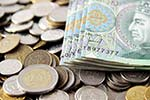 Najniższe zarobki na wschodzie Polski
