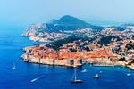 Dubrownik - najchętniej odwiedzane miasto Chorwacji