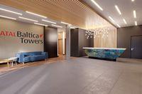ATAL Baltica Towers - aparthotel wizualizacja 1