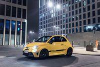 Abarth 500 595c Competizione - można się zakochać
