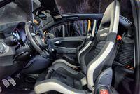 Abarth 500 595c Competizione - fotel