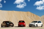 Abarth 500 Esseesse vs Citroen DS3 Racing vs VW Golf R 2.0 TSI DSG 4Motion