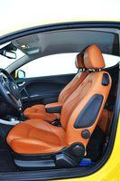 Alfa Romeo MiTo - przednie fotele