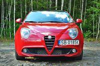 Alfa Romeo MiTo Quadrifoglio Verde - przód