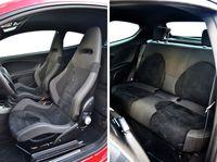 Alfa Romeo MiTo Quadrifoglio Verde - przednie i tylne fotele
