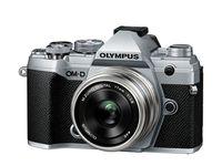 Olympus OM-D E-M5 Mark III - przód, fot.2
