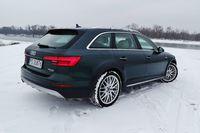 Audi A4 allroad quattro 2.0 TDI S tronic - z tyłu