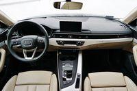 Audi A4 allroad quattro 2.0 TDI S tronic - wnętrze