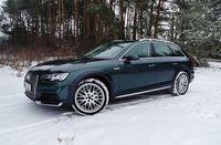 Audi A4 allroad quattro 2.0 TDI S tronic - z przodu