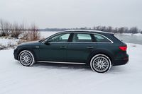 Audi A4 allroad quattro 2.0 TDI S tronic - z boku
