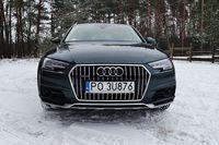 Audi A4 allroad quattro 2.0 TDI S tronic - przód