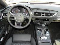 Audi A7 - wnętrze