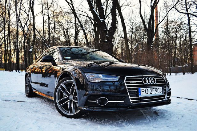 urokliwe audi a7 sportback 3 0 tdi s tronic quattro. Black Bedroom Furniture Sets. Home Design Ideas