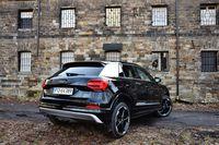 Audi Q2 2.0 TDI quattro S tronic - z tyłu