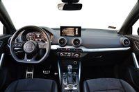 Audi Q2 2.0 TDI quattro S tronic - wnętrze