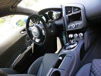 Audi R8 Coupe V10 - wnętrze