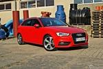 Audi A3 Sportback 1.8 TFSI Ambiente S-tronic - sport czy przestrzeń?