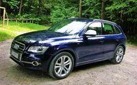 Audi SQ5 - karoseria