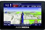 Nawigacja Audiomedia AMG5.0, AMG5.0SL i AMG7.0SL