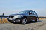 BMW 116d M Sport prowadzi się genialnie