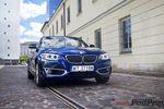 BMW 218i Kabrio Luxury Line – tylko lans, czy coś więcej?