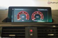 BMW 220i Coupe - zegary