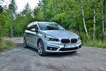 BMW 220i Gran Tourer Luxury Line wart swojej ceny