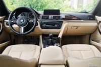 BMW 325d - wnętrze