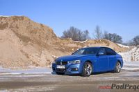 BMW 330xi. Szyty na miarę