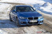 BMW 330xi - przód