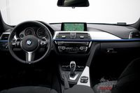 BMW 330xi - wnętrze