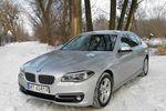 BMW 528i xDrive Luxury - komfort i prestiż