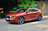 BMW X2 sDrive20i M Sport X - z przodu