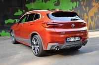 BMW X2 sDrive20i M Sport X - z tyłu