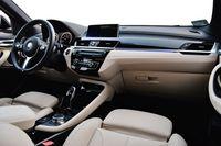 BMW X2 sDrive20i M Sport X - wnętrze