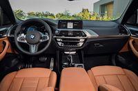 BMW X3 - wnętrze