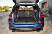 BMW X3 - bagażnik