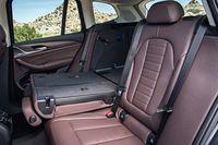 BMW X3 - fotele