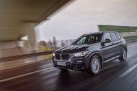 BMW X3 - z boku