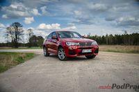 BMW X4 35d xDrive – ciężki do zaszufladkowania
