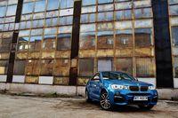 BMW X4 M40i. SUV w stylu coupe