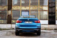 BMW X4 M40i - tył
