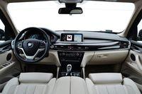 BMW X5 xDrive25d - wnętrze